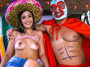 BangBus Celebrates Cinco De Mayo