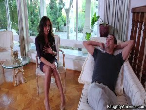 Capri Cavanni - My Dads Hot Girlfriend