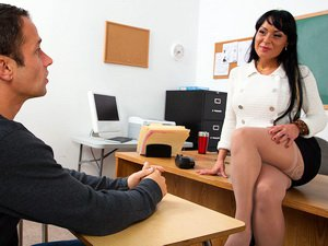 Mahina Zaltana - My First Sex Teacher