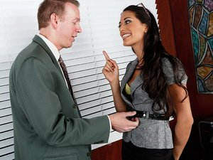 Lyla Storm - Naughty Office