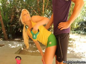 Elaina Raye - Naughty Athletics