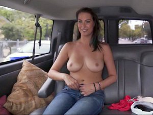 Lunch lady on the BangBus