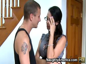 Ariella can`t stop fucking her student