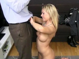 Casting - Blowjobs Special with heavy cumshots