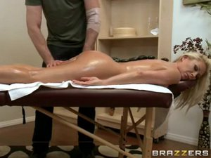 MILF Devon Lee massaged and fucked