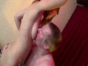 Real dutch whore eaten out and fucked
