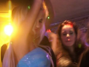 Hottest party sluts pounded from behind
