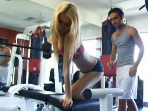 Tiffany Fox - Gym Banging