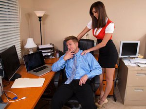 Holly Michaels - Naughty Office