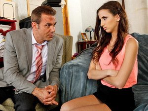 Belle Knox is a naughty schoolgirl