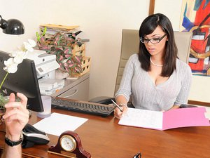 Stacey Foxxx - Naughty Office