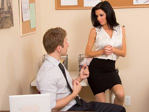 Veronica Avluv - Naughty Office