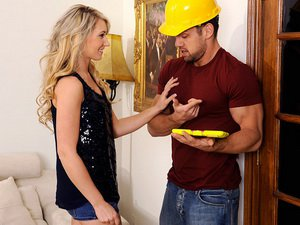 Lilly Banks - Neighbor Affair