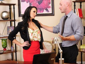Alektra Blue - Naughty Office