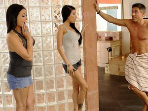 Raven Bay and Tory Lane - 2 Chicks Same Time
