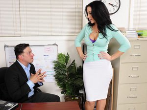 Jayden Jaymes - Naughty Office
