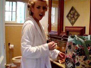 Behind the scenes with Lexi Belle