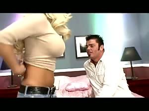 Shyla Stylez pussy fucked and facialized - Part 1