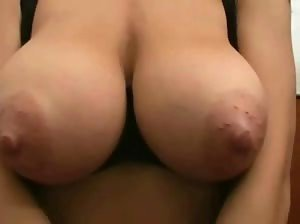 The puffy nipples of Priscilla