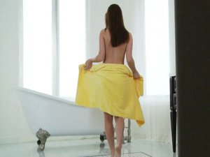 Naughty Lily Carter ass fucked