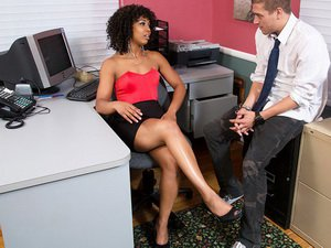 Misty Stone - Naughty Office