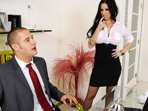 Brandy Aniston - Naughty Office