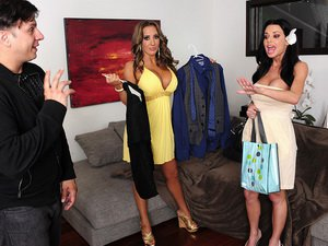 Richelle Ryan and Veronica Avluv - 2 Chicks Same Time
