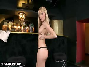Are you ready to watch the irresistible Sophie Moone baring...