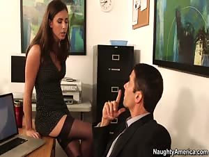 Casey Calvert - Naughty Office
