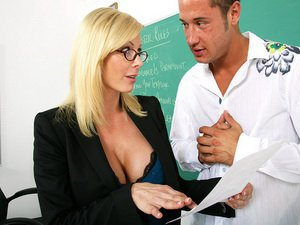 Holly Sampson - My First Sex Teacher