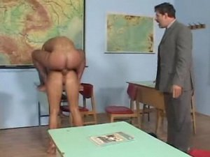 Anal sex in class