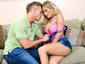 Aubrey Addams - My Sister's Hot Friend