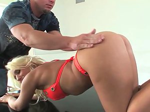 Getting her big ass fucked