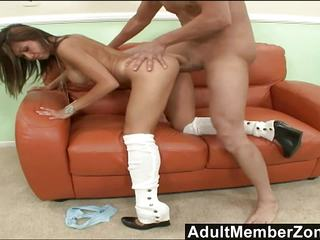 Adultmemberzone jackie lin spreads her legs for a big dick 8