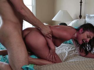 Adria Rae gets the big dick of her tutor