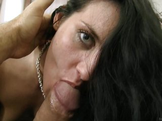 Bettina DiCapri pussy hammered doggystyle