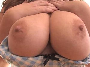 Rucca Page gets her hot ass fucked hard while her big tits bounce wildly