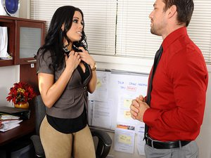 Luna Star - Naughty Office